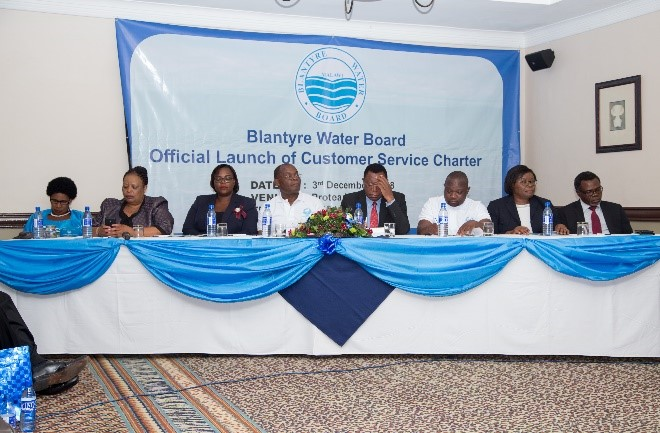 BWB Launches its Customer Service Charter